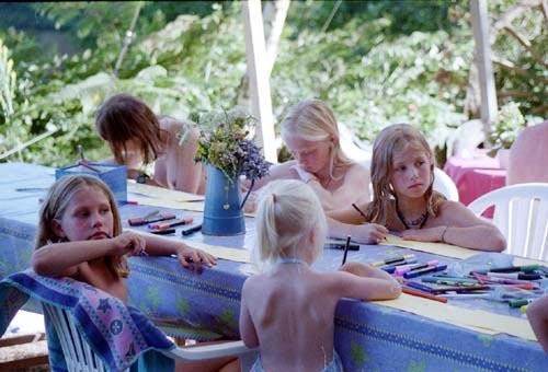 A nudist family in summer camp full shortinacomkcavgms - 5 4